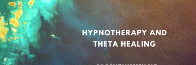 Theta Healing and Hypnotherapy