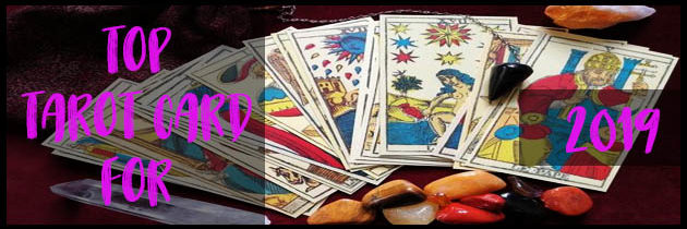 Top tarot cards for 2019