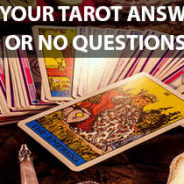 How your Tarot can answer Yes or No questions